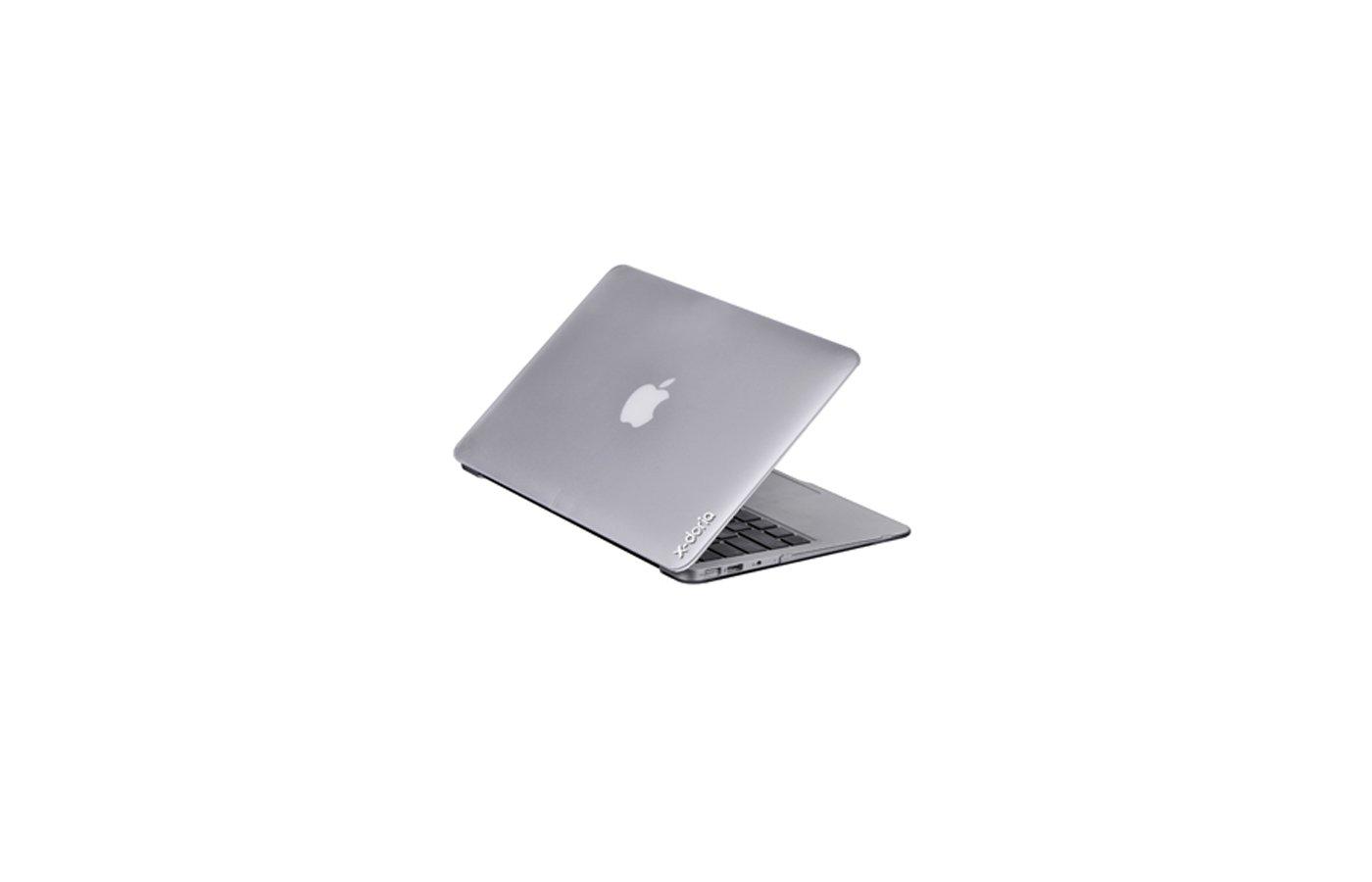 """Чехол для планшетного ПК X-Doria для MacBook Air 11"""" Slim-fit and Durable Protective Case светло-серый (item 3430500154)"""