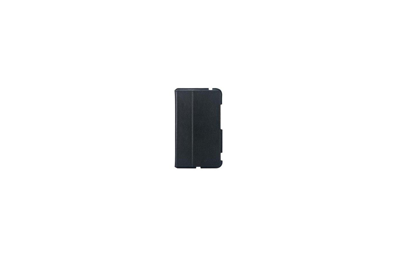 Чехол для планшетного ПК IT BAGGAGE для ASUS MeMO Pad 8 ME581 искус. кожа с функцией стенд черный ITASME581-1