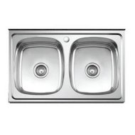 Кухонная мойка Accoona 25080B