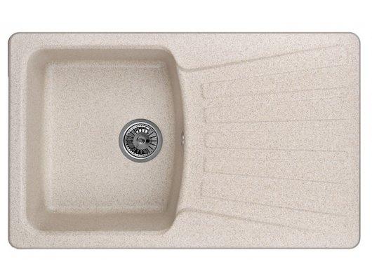Кухонная мойка Weissgauff CLASSIC 800 Eco Granit песочный