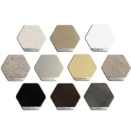 Фото Кухонная мойка Weissgauff SOFTLINE 695 Eco Granit серый беж