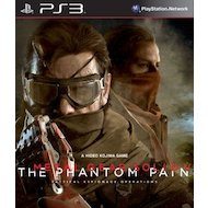 Фото Metal Gear Solid V: The Phantom Pain (PS3 русские субтитры)