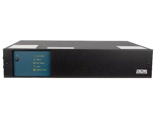 Блок питания Powercom KIN-2200AP RM 2200VA/1320W 3U,USB,RS-232 (8 x IEC)