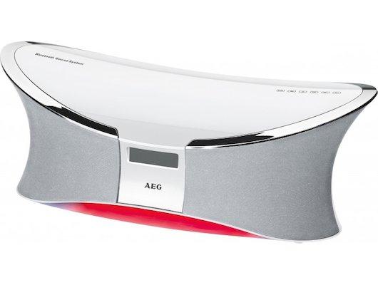 Колонка AEG BSS 4803 белый