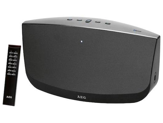 Колонка AEG BSS 4804 черно-серый