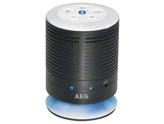 Колонка AEG BSS 4809 белый