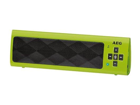 Колонка AEG BSS 4818 зеленый