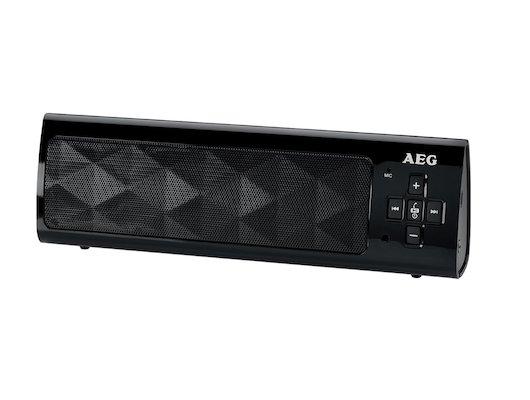Колонка AEG BSS 4818 черный