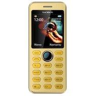 Фото Мобильный телефон TeXet TM-224B золотистый