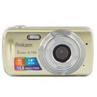 Фотоаппарат компактный Rekam iLook S750i серый