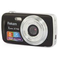 Фото Фотоаппарат компактный Rekam iLook S750i черный
