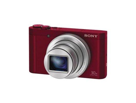 Фотоаппарат компактный SONY DSC-WX500/R