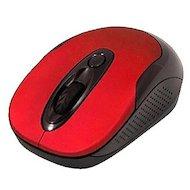 Фото Мышь беспроводная Jet.A OM-U30G Red c бесшумными клавишами, Noiseless (800/1600dpi)
