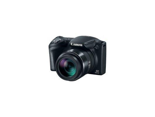 Фотоаппарат компактный CANON PowerShot SX410 IS black