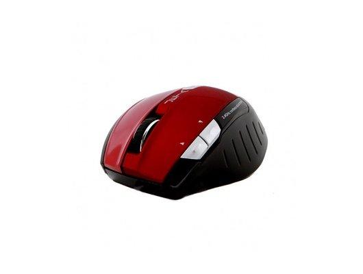 Мышь беспроводная Jet.A OM-U17G Black&Red (800/1600dpi)