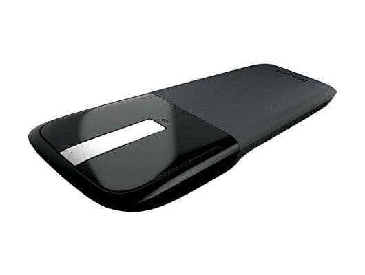 Мышь беспроводная Microsoft ARC Touch черный оптическая (1000dpi) беспроводная USB (3but)