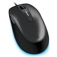 Мышь проводная Microsoft Comfort 4500 черный оптическая (1000dpi) USB (4but)