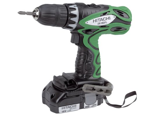 Дрель HITACHI DS18DFL
