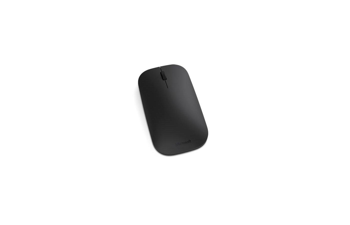 Мышь беспроводная Microsoft Designer черный оптическая (1000dpi) беспроводная BT