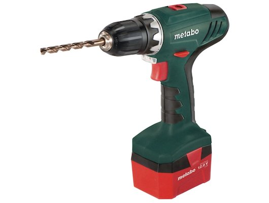 Дрель METABO BS 12 NiCd+