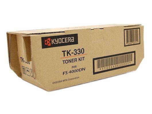 Картридж лазерный Kyocera TK-330 для FS-4000DN (20 000 стр) (1T02GA0EU0)