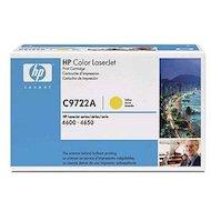 Картридж лазерный HP C9722A yellow for Color LaserJet 4600