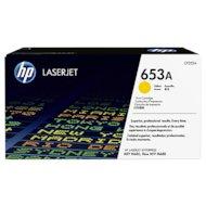Картридж лазерный HP 653A CF322A желтый для Color LaserJet Enterprise M651n/M651dn/M651xh/M680dn/M680f (16000стр.)