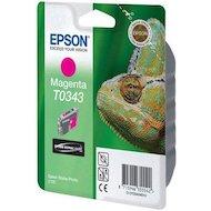 Фото Картридж струйный Epson C13T03434010 картридж Magenta для Stylus Photo 2100 (пурпурный)