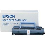 Фото Картридж лазерный Epson C13S050005 Development картридж для EPL 5500