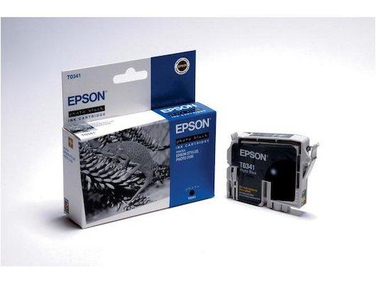 Картридж струйный Epson C13T03414010 картридж Black для Stylus Photo 2100 (черный)