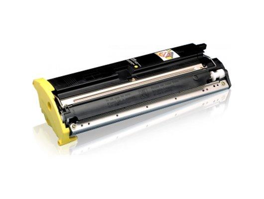 Картридж лазерный Epson C13S050034 картридж Yellow для AcuLaser C1000/C2000 (желтый)