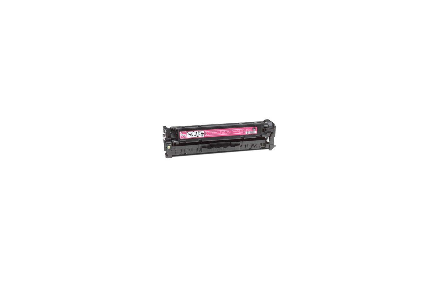 Картридж лазерный HP CC533A пурпурный для LJ CP2025/CM2320 (2800стр.)