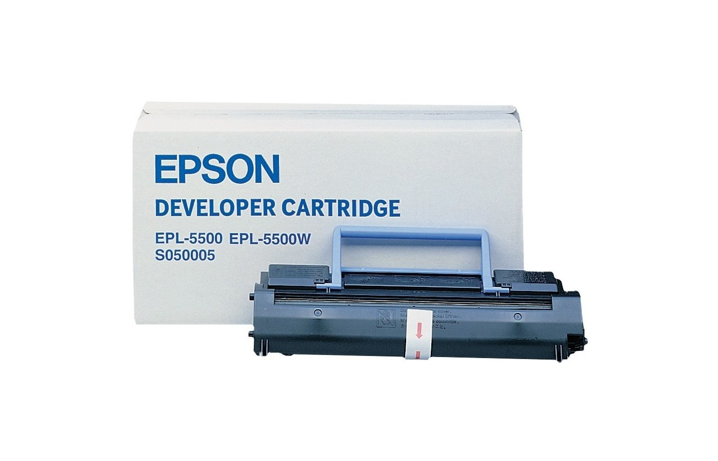 Картридж лазерный Epson C13S050005 Development картридж для EPL 5500
