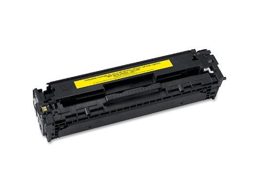 Картридж лазерный Canon 718 жёлтый для LBP7200Cdn/MF8330Cdn/MF8350Cn (2659B002)