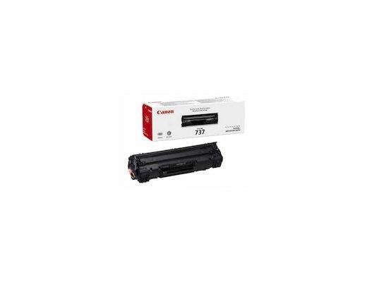 Картридж лазерный Canon 737 черный для i-Sensys MF211/212/216/217/226/229 (2400стр.)