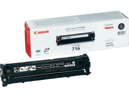 Картридж лазерный Canon 716 голубой для LBP5050/MF8030/8040/8050/8080 (1979B002)
