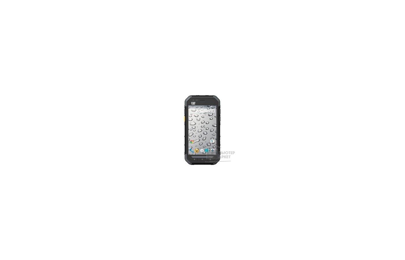 Смартфон Caterpillar CAT S40 Black