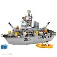 Фото Конструктор SLUBAN 38-0125 Морская серия