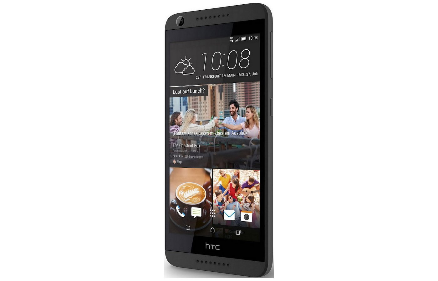 Смартфон HTC Desire 626 EEA dark gray middle gray
