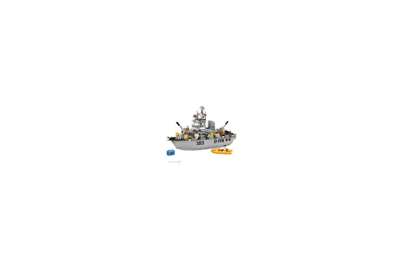 Конструктор SLUBAN 38-0125 Морская серия