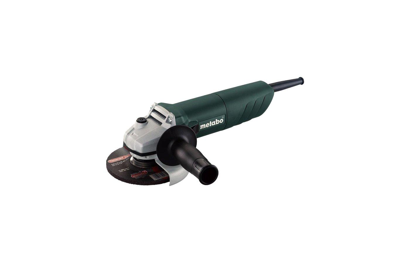 Углошлифмашина METABO W 720-125