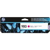 Картридж струйный HP 980 D8J08A пурпурный для HP Officejet Enterprise Color X585/X555 (6600стр.)