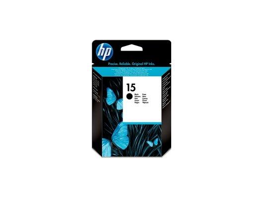 Картридж струйный HP C6615NE black for DJ 840C/3820