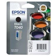 Фото Картридж струйный Epson C13T040140 черный для Stylus C62