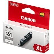 Картридж струйный Canon CLI-451GY XL