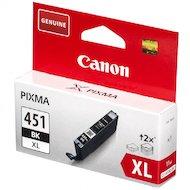 Фото Картридж струйный Canon CLI-451BK XL