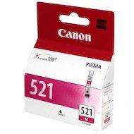 Картридж струйный Canon CLI-521M 2935B004 пурпурный для PIXMA iP3600/4600/MP540/620/630/980