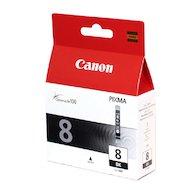 Фото Картридж струйный Canon CLI-8BK