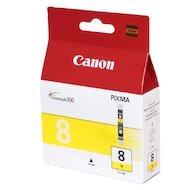 Фото Картридж струйный Canon CLI-8Y