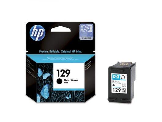 Картридж струйный HP 129 C9364HE черный для Photosmart 8053 (420стр.)